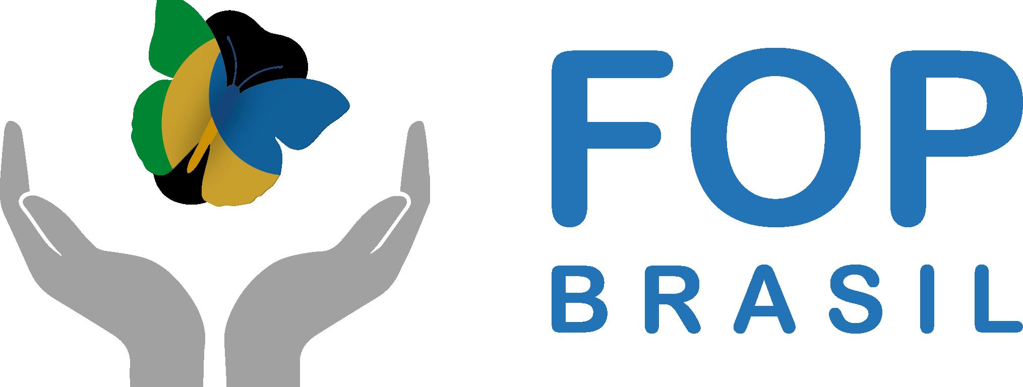 Logotipo FOP Brasil